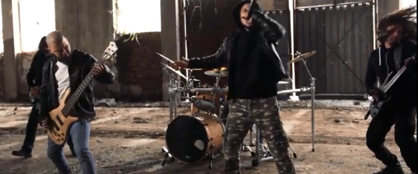 CRIMENA - Videoclip nou - DECLARATION OF WAR