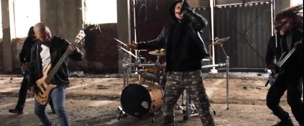 CRIMENA - Videoclip nou - DECLARATION OF WAR