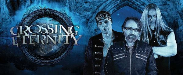 Crossing Eternity, un supergrup romano-suedez