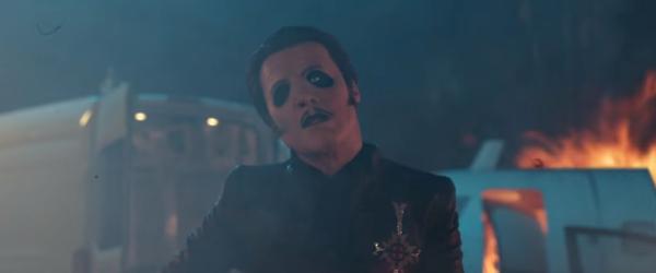 Ghost a lansat 'Rats', piesa noua insotita de clip