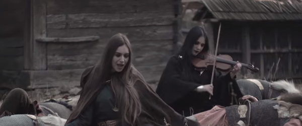An Theos a lansat un clip pentru 'Vuiet de Jale'