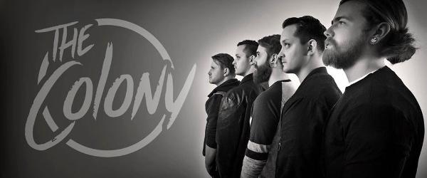 The Colony la Metalhead Meeting - interviu blitz