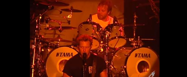 Metallica a lansat un clip live din '99