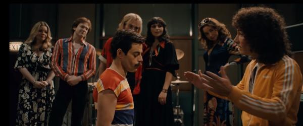 Povestea piesei 'We Will Rock You' spusa in viitorul film 'Bohemian Rhapsody'