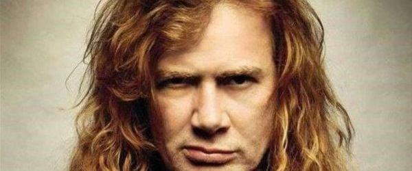 Dave Mustaine ia o pauza de la canalele de Social Media