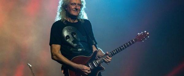 Brian May a lansat primul single din ultimii 20 de ani