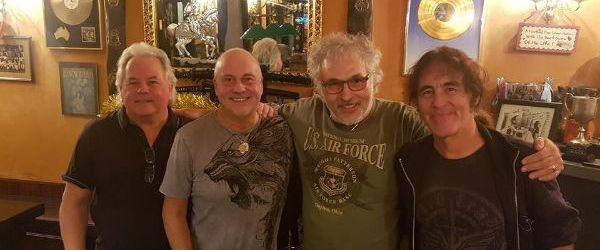 Line-upul original Iron Maiden, reunit dupa mai bine de 40 de ani
