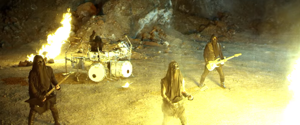Behemoth a lansat un clip nou pentru 'Ecclesia Diabolica Catholica'