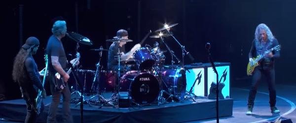 Metallica au interpretat 'All Your Lies' de la Soundgarden