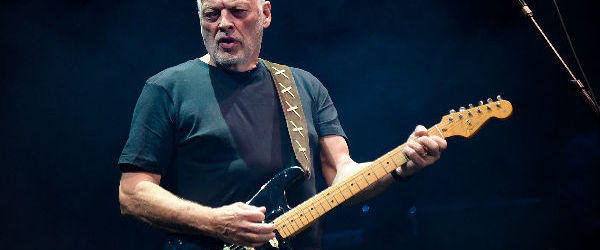 David Gilmour scoate peste 100 de chitare la licitatie