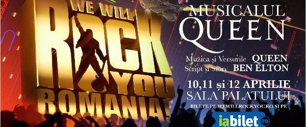 S-au anuntat actorii pentru musicalul We Will Rock You