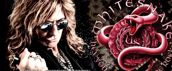 Whitesnake a lansat o piesa noua 'Hey You... You Make Me Rock'
