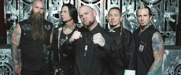 Five Finger Death Punch au intrat in studio