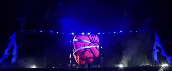 Metallica a lansat o inregistrare live pentru St. Anger