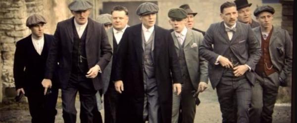 Liam Gallagher ar putea aparea in Peaky Blinders