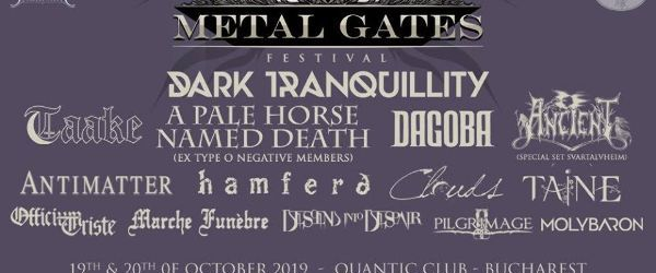 Hamferd alaturi de Costin Chioreanu promit un show de neuitat in cadrul Metal Gates Festival