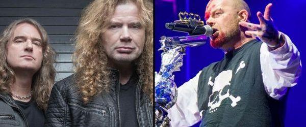 Megadeth canta in deschiderea celor de la Five Finger Death Punch
