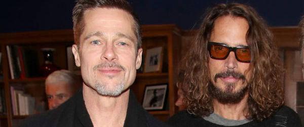 Brad Pitt va fi implicat in productia unui documentar despre Chris Cornell