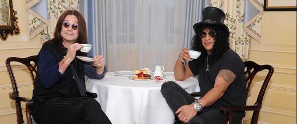 Ozzy a colaborat cu Slash pentru piesa 'Straight To Hell'