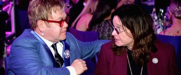 Ozzy a lansat 'Ordinary Man', o piesa cu Elton John