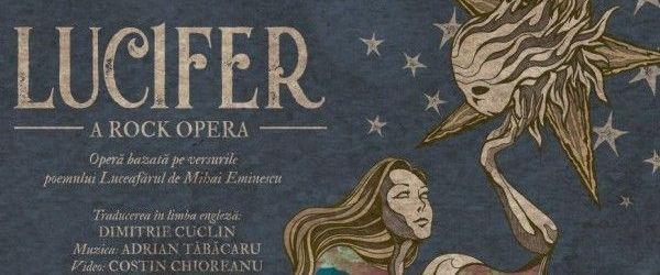 Adrian Tabacaru si Costin Chioreanu au lansat 'Lucifer - A Rock Opera'