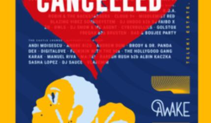 A patra editie a festivalului AWAKE este oficial anulata