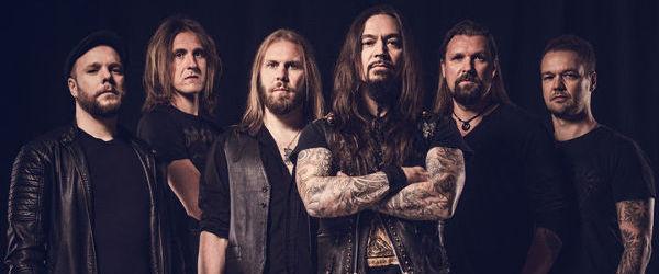 Amorphis sunt invitatii speciali turneului Nightwish din Marea Britanie si Europa