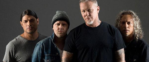 Urmariti un nou episod din seria 'Metallica Mondays'