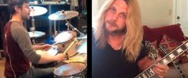 Richie Faulkner a facut un cover pentru piesa 'To Tame A Land' de la Iron Maiden