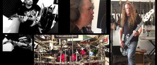 Membrii Exodus si Overkill au interpretat piesa 'Wake Up Dead' de la Megadeth