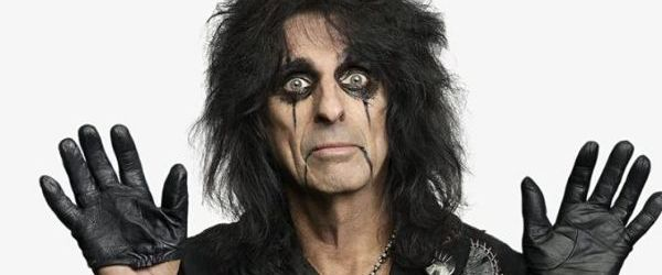Alice Cooper a terminat de lucrat la noul album