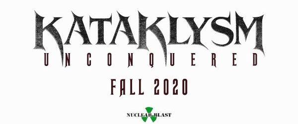 Kataklysm vor lansa un nou album