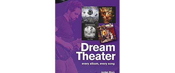A fost lansata o carte care analizeaza discografia Dream Theater
