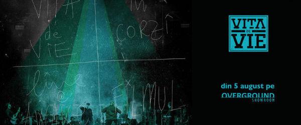 Concertul Vita de Vie  'In Corzi' live @ Awake va avea avanpremiera in cadrul TIFF, pe 4 august, si va fi disponibil in varianta streaming