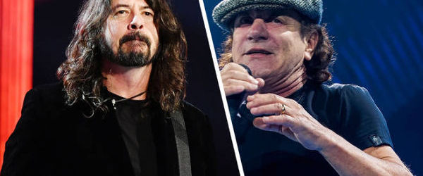 Dave Grohl si Brian Johnson vor vorbi despre cariera lor intr-un nou documentar