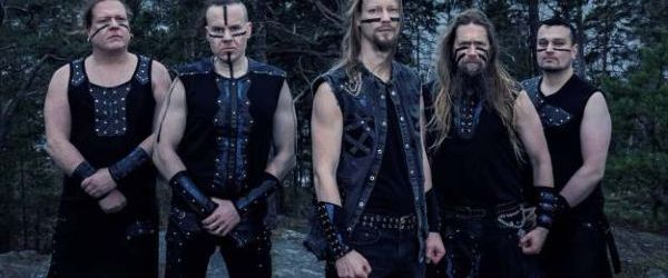 Ensiferum au lansat un lyric video pentru 'Run from the Crushing Tide'