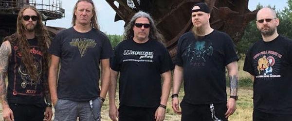 Benediction au lansat un single insotit de clip, 'Stormcrow'