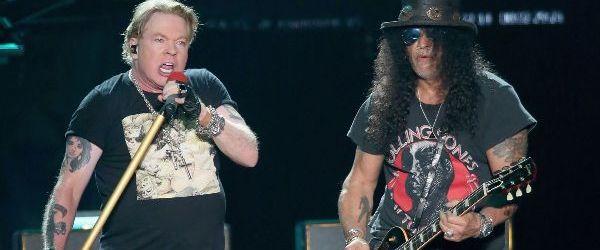 Guns N'Roses au lansat un nou episod din 'Not In This Lifetime Selects'
