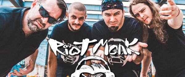 Riot Monk au pornit campania de crowdfunding a albumului 'AER'