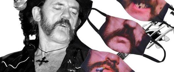 Motorhead au lansat mastile textile 'Faces of Lemmy'