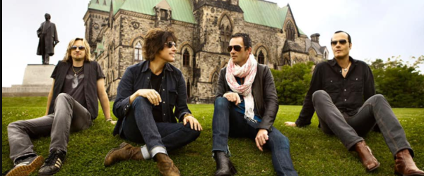 Stone Temple Pilots vor sustine un concert online in care vor interpreta albumul 'Purple'