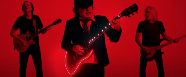 AC/DC au lansat videoclipul pentru 'Shot In The Dark'