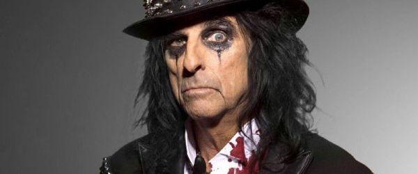 Alice Cooper a lansat un nou single de pe viitorul album