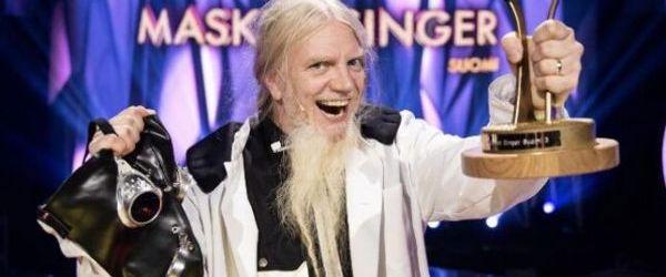 Marco Hietala a interpretat piese de la Coolio si Backstreet Boys