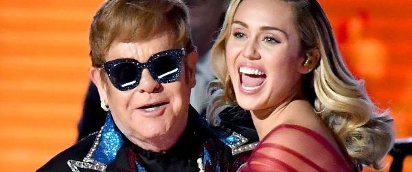 Miley Cyrus si Elton John au facut un cover pentru piesa 'Nothing Else Matters' de la Metallica