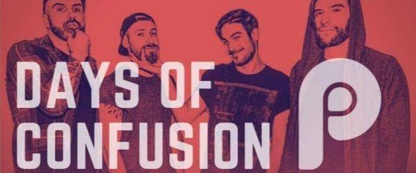 Days of Confusion vor sustine primul concert din 2021