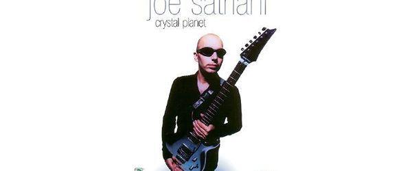 Joe Satriani a lansat o seria de benzi desenate numita 'Crystal Planet'