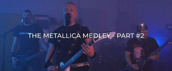 Trupa Masterpiece au lansat 'The Metallica Medley Part 2'