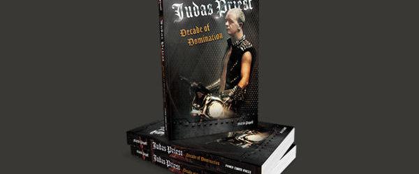 Cartea 'Judas Priest: Decade Of Domination' va fi disponibila in luna iunie
