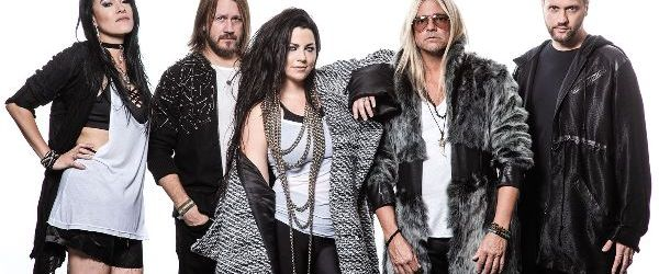 Evanescence a interpretat live melodia 'Wasted On You' in cadrul 'Jimmy Kimmel Live'